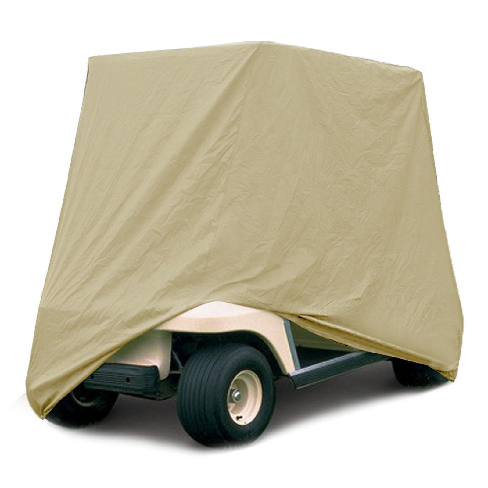 4 Passenger Golf Cart Cover Anti Rain Dust For Ez Go Club