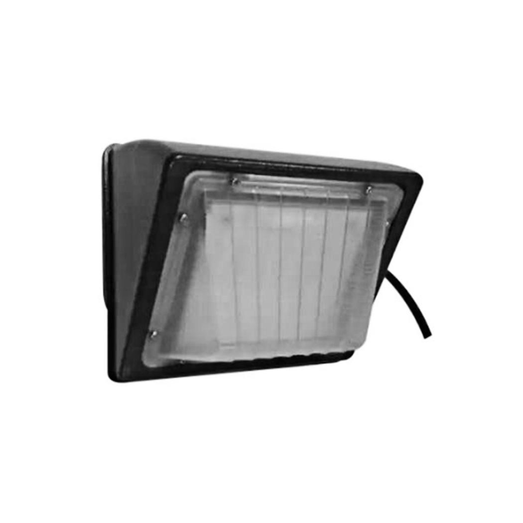 Led Wall Pack Flood Light: 15W LED Lighting Outdoor Security Flood Light Fixture Wall